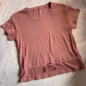 NWT Madewell short sleeve top size small